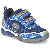 Topánky Chlapci Nízke tenisky Geox J SHUTTLE B. B Námornícka modrá