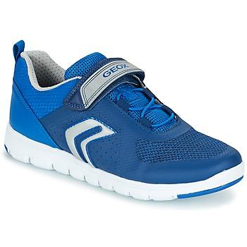 Topánky Chlapci Nízke tenisky Geox J XUNDAY B. B Námornícka modrá