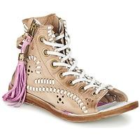Topánky Ženy Sandále Airstep / A.S.98 RAMOS Hnedá / Clear