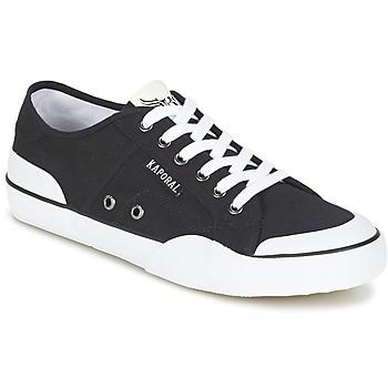 Topánky Muži Nízke tenisky Kaporal BUCKET čierna