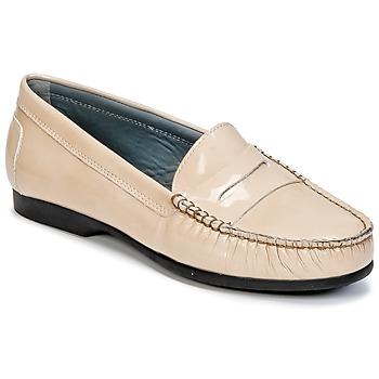Topánky Ženy Mokasíny Arcus DAME Svetlá telová