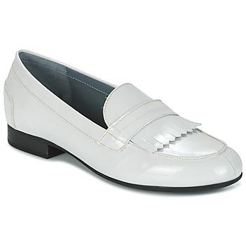 Topánky Ženy Mokasíny Arcus NATICE Biela