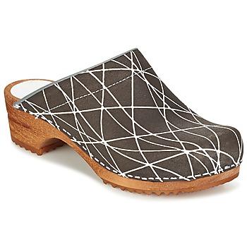 Topánky Ženy Nazuvky Sanita ARLA Antracitová