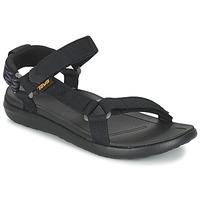 Topánky Ženy Sandále Teva SANBORN UNIVERSAL Čierna