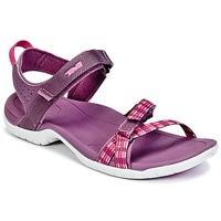 Topánky Ženy Športové sandále Teva VERRA Fialová