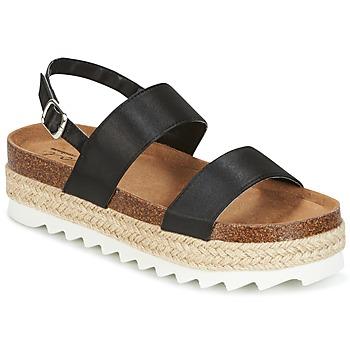 Topánky Ženy Sandále Coolway KOALA čierna