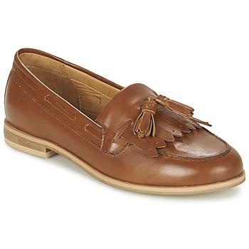 Topánky Ženy Mokasíny Ravel TILDEN ťavia hnedá