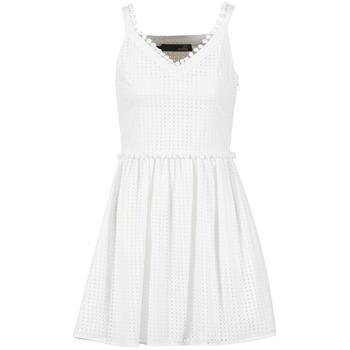Oblečenie Ženy Krátke šaty Love Moschino WVF3880 Biela