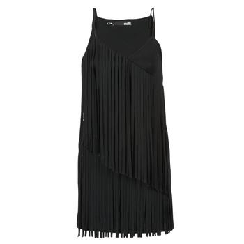 Oblečenie Ženy Krátke šaty Love Moschino W595800 Čierna
