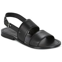 Topánky Muži Sandále John Galliano 2402/LB-AA Čierna