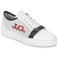Topánky Muži Nízke tenisky John Galliano 2477CA Biela