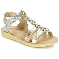 Topánky Dievčatá Sandále Start Rite LUNA Zlatá