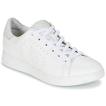 Topánky Ženy Nízke tenisky Geox JAYSEN A Biela