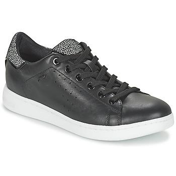 Topánky Ženy Nízke tenisky Geox JAYSEN A Čierna