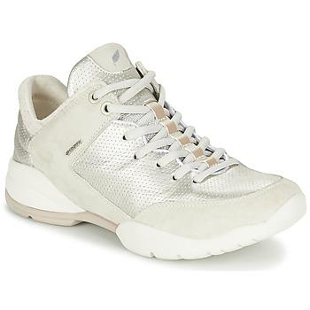 Topánky Ženy Nízke tenisky Geox SFINGE A Biela