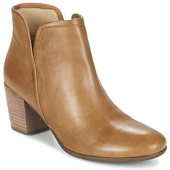 Topánky Ženy Čižmičky Geox LUCINDA B Curry