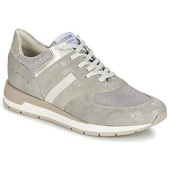 Topánky Ženy Nízke tenisky Geox SHAHIRA A šedá