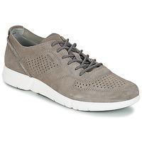 Topánky Muži Nízke tenisky Geox BRATTLEY A šedá
