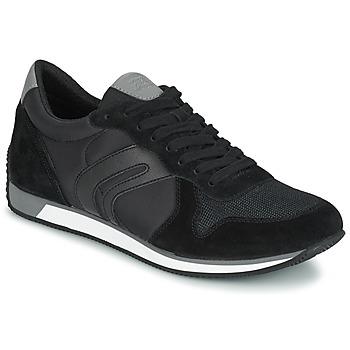Topánky Muži Nízke tenisky Geox VINTO C čierna