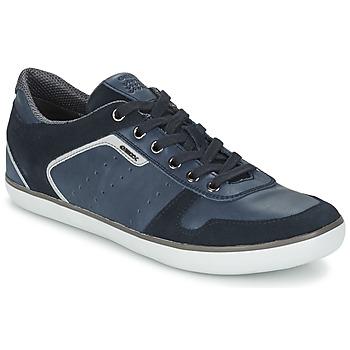 Topánky Muži Nízke tenisky Geox BOX Námornícka modrá
