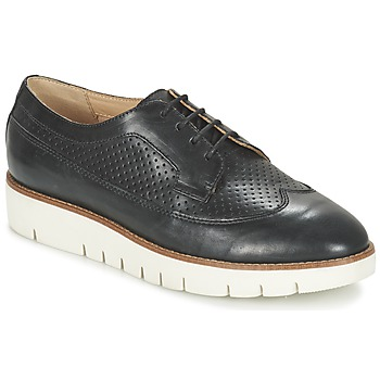 Topánky Ženy Derbie Geox D BLENDA A čierna