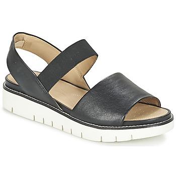 Topánky Ženy Sandále Geox D DARLINE C čierna