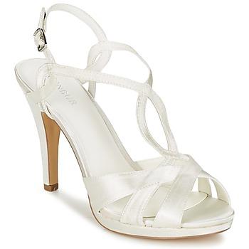 Topánky Ženy Sandále Menbur AMPARO Krémová