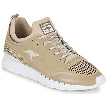 Topánky Nízke tenisky Kangaroos COIL 2.0 MONO Béžová