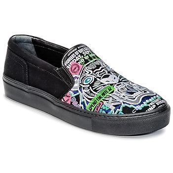 Topánky Ženy Slip-on Kenzo K-SKATE čierna