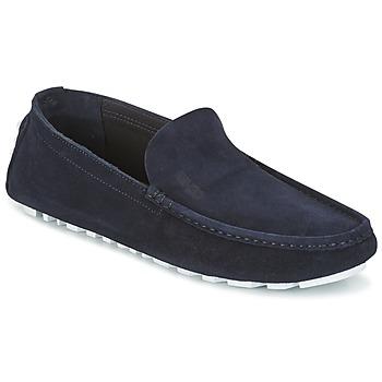 Topánky Muži Mokasíny Kenzo LAN Námornícka modrá