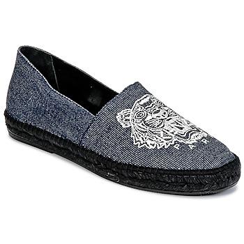 Topánky Muži Espadrilky Kenzo SLIT Modrá
