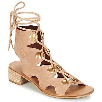 Topánky Ženy Sandále See by Chloé SB28231 Béžová