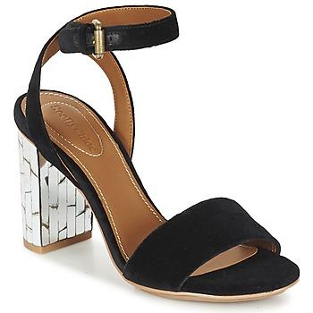Topánky Ženy Sandále See by Chloé SB28001 Čierna / Velvet