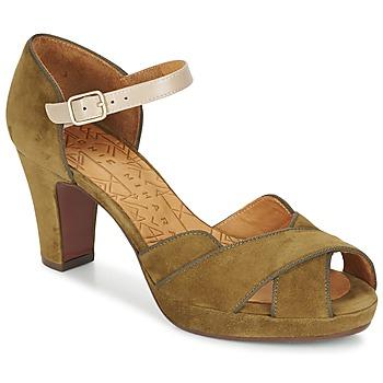 Topánky Ženy Sandále Chie Mihara ISY Kaki