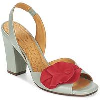 Topánky Ženy Sandále Chie Mihara ANAMI šedá / červená