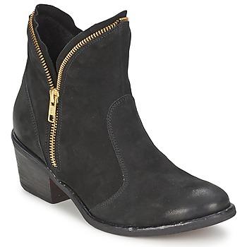 Topánky Ženy Polokozačky Casual Attitude LALE Čierna