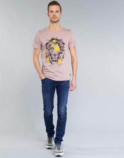 Oblečenie Muži Džínsy Skinny Replay JONDRILL Modrá / MEDIUM