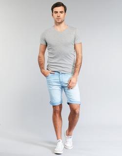 Oblečenie Muži Šortky a bermudy Replay RBJ901 Modrá / Tyrkysová