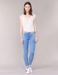 Oblečenie Ženy Džínsy 3/4 a 7/8 Replay JOI Modrá / Medium