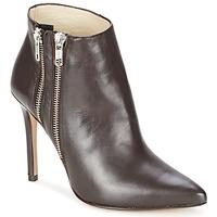Topánky Ženy Čižmičky Betty London LUNGSOD Mahagónová
