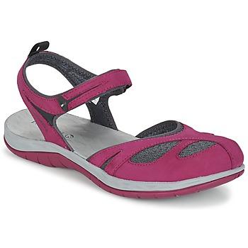 Topánky Ženy Sandále Merrell SIREN WRAP Q2 Ružová