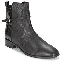 Topánky Ženy Polokozačky Bertie PELLI čierna