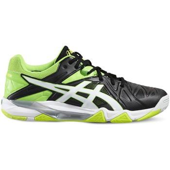 Topánky Muži Nízke tenisky Asics Gelsensei 6 Biela, Čierna, Pastelová zelená