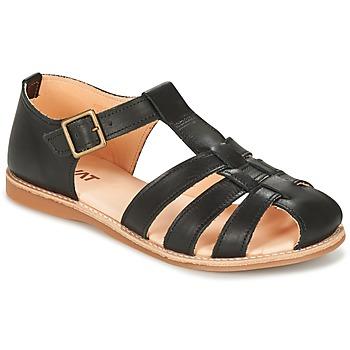 Topánky Ženy Sandále Kavat LOTTA čierna