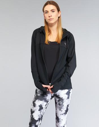 Oblečenie Ženy Mikiny Puma TRANSITION JKT čierna