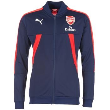 Oblečenie Muži Mikiny Puma AFC STADIUM JACKET Námornícka modrá
