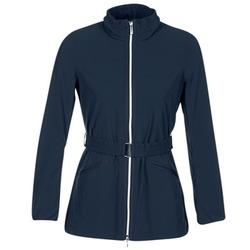 Oblečenie Ženy Bundy  Geox TRIDE Námornícka modrá