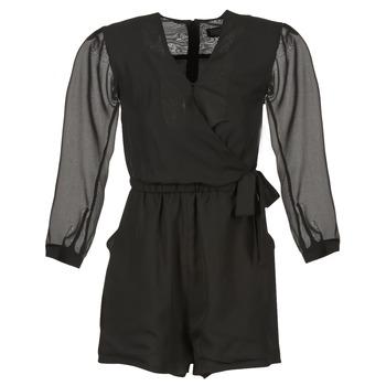 Oblečenie Ženy Módne overaly Eleven Paris CAKE Čierna