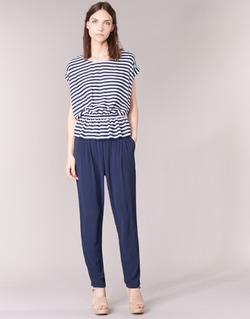 Oblečenie Ženy Padavé nohavice Molly Bracken FODES Námornícka modrá