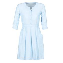 Oblečenie Ženy Krátke šaty Molly Bracken BLECH Modrá